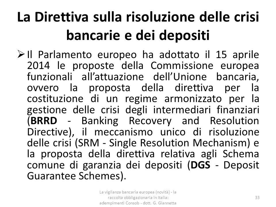I controlli di Banca d'Italia (novità 2014) Circolare Banca d'Italia n.