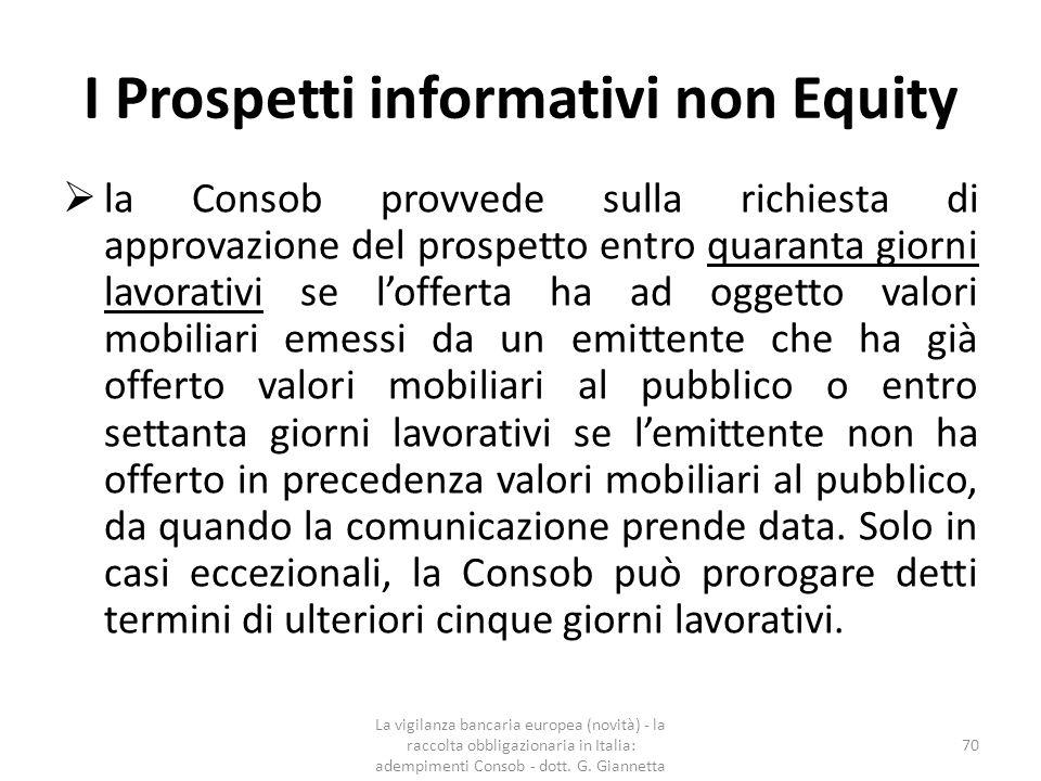 La comunicazione Consob sulla distribuzione di prodotti finanziari complessi ai clienti Retail Con la Comunicazione n.