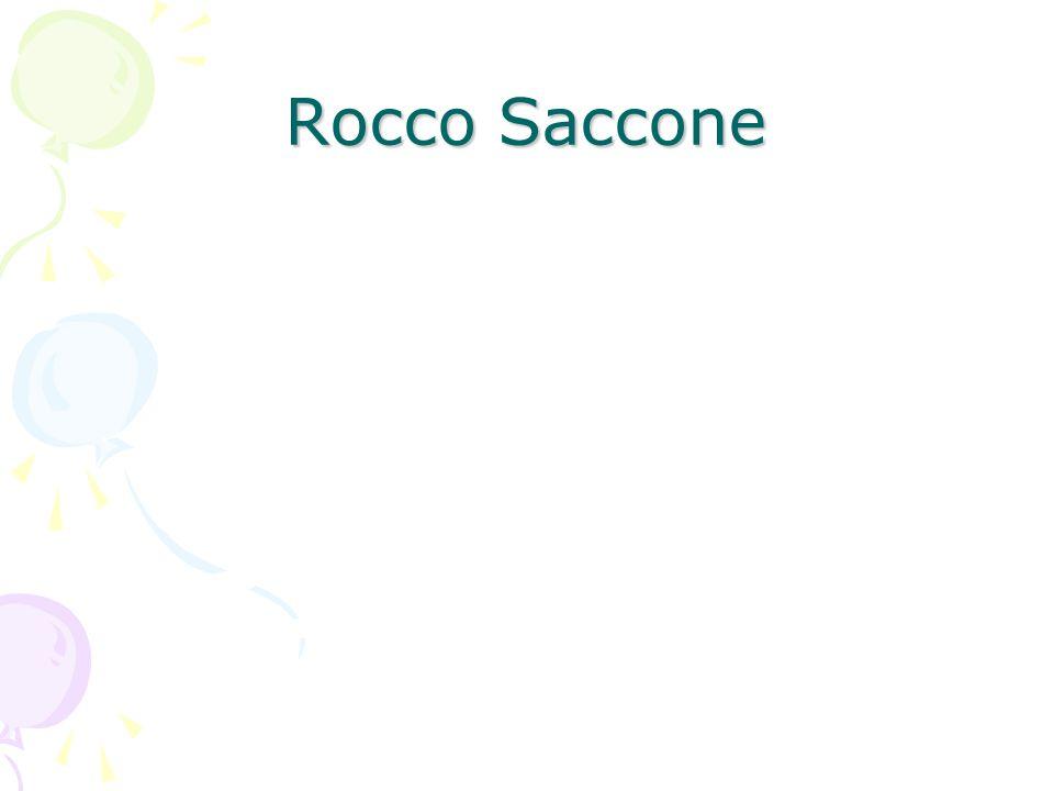Rocco Saccone