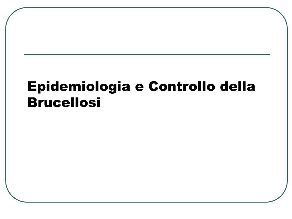 Brucellosi Malattia batterica Serbatoio = animali Distribuzione Globale Altri nomi Febbre ondulante, Febbre maltese, Febbre mediterranea (uomo) Aborto contagioso, malattia di Bang, aborto epizootico (animali)