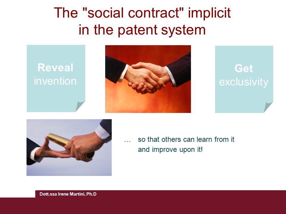 Dott.ssa Irene Martini, Ph.D Case law Chiron Co.EP 318216 Science.