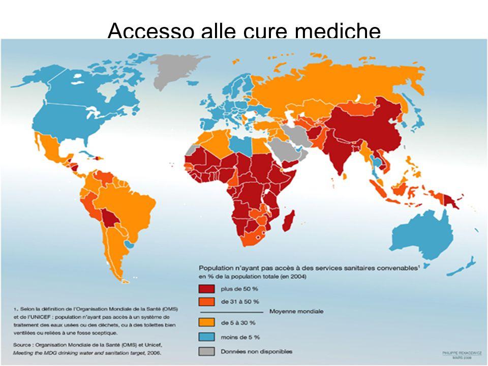 Accesso alle cure mediche