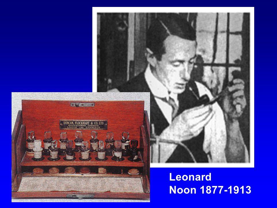 Leonard Noon 1877-1913
