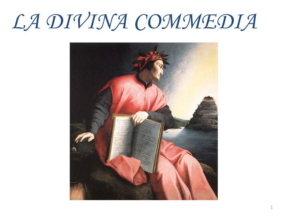 LA DIVINA COMMEDIA 1