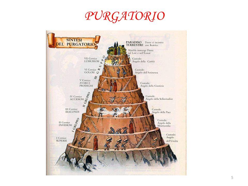 PURGATORIO 5