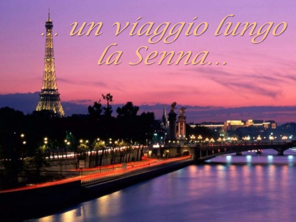 … un viaggio lungo la Senna …