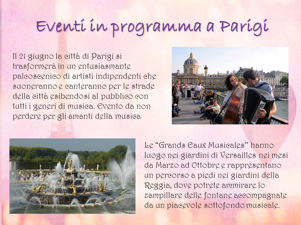 Il 21 giugno la città di Parigi si trasformerà in un entusiasmante palcoscenico di artisti indipendenti che suoneranno e canteranno per le strade dell