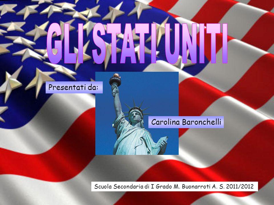 Scuola Secondaria di I Grado M. Buonarroti A. S. 2011/2012 Presentati da: Carolina Baronchelli