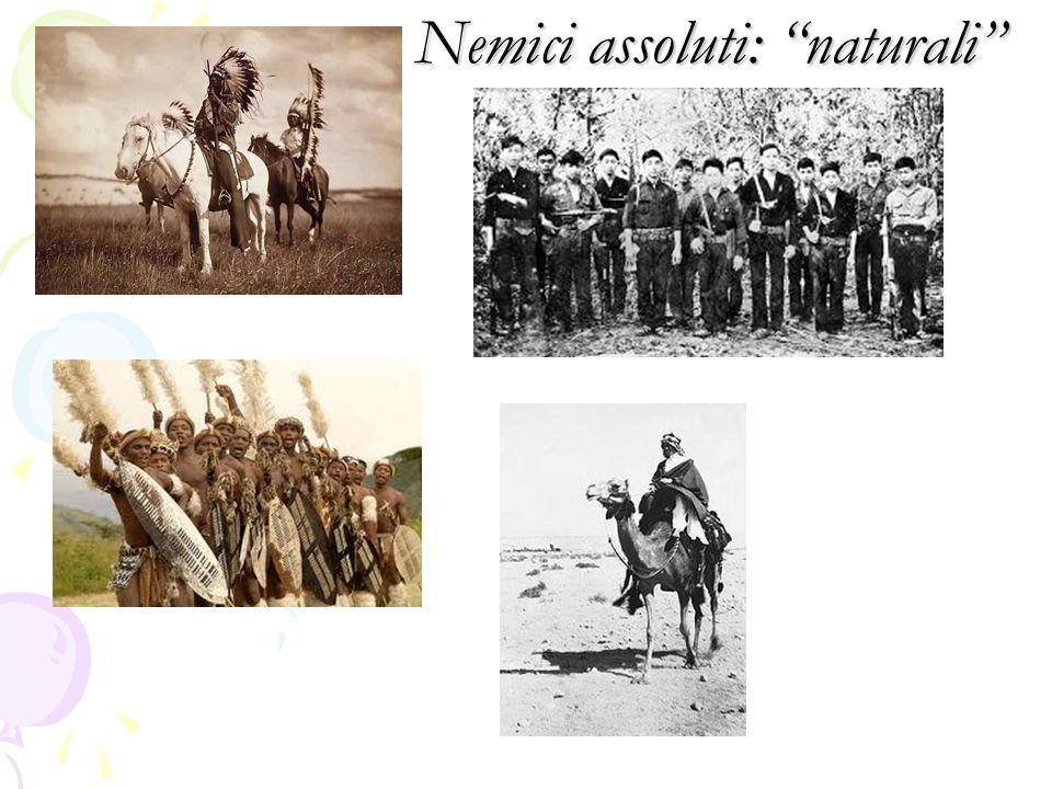 Nemici assoluti: naturali