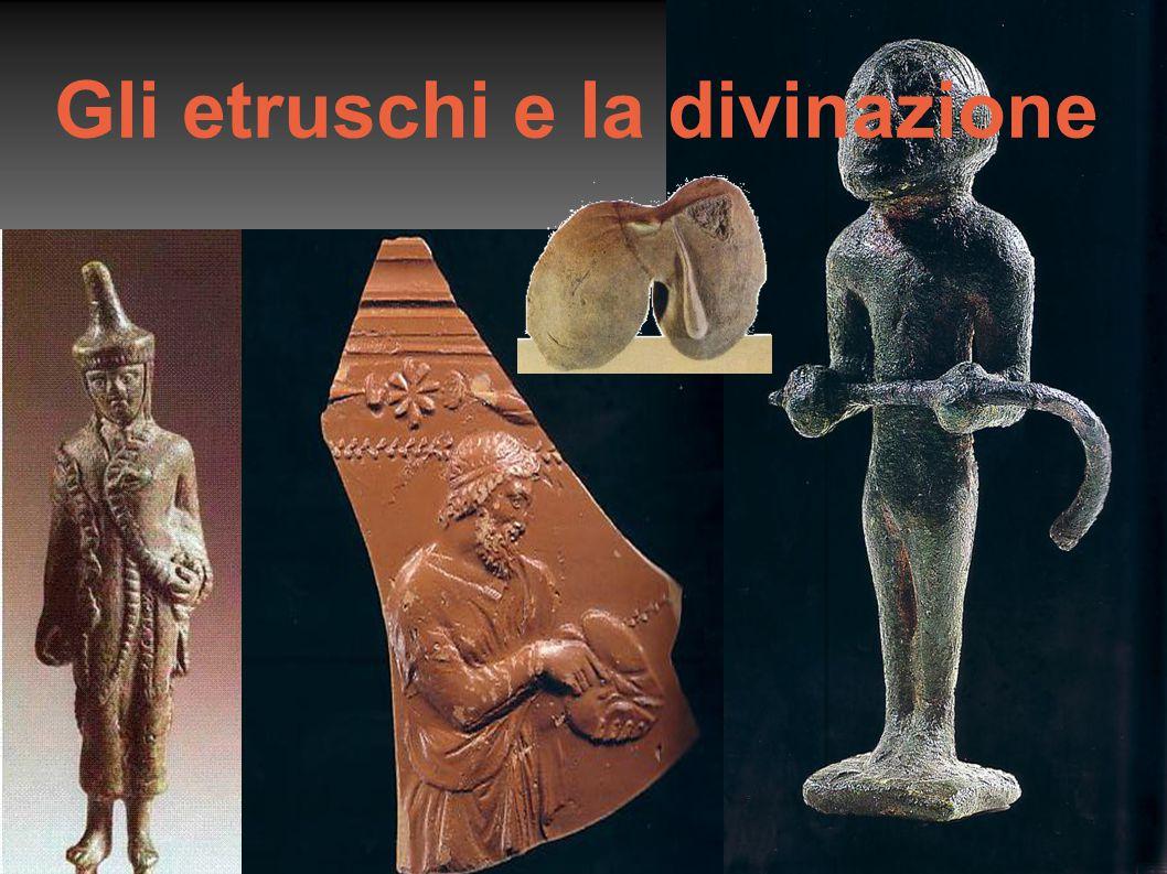 Rosanna Guerzoni Gli etruschi e la divinazione