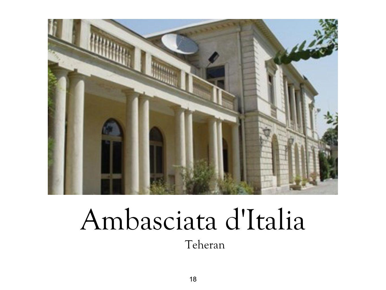 18 Ambasciata d'Italia Teheran 18