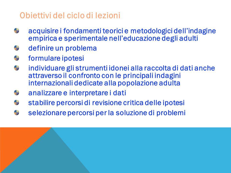 Epistemologia della ricerca Nel contesto didattico: - variabili antecedenti (input remoto) - variabili di processo (input prossimo) - variabili conseguenti (output finale)