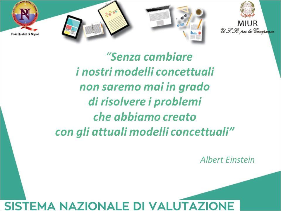 """""""Senza cambiare i nostri modelli concettuali non saremo mai in grado di risolvere i problemi che abbiamo creato con gli attuali modelli concettuali"""" A"""