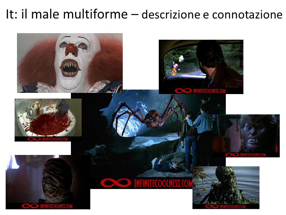 It: il male multiforme – descrizione e connotazione