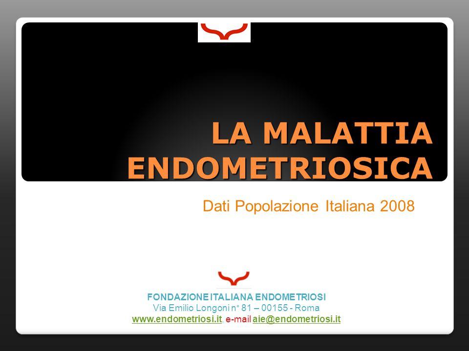 Variabile 77 Freq.Percent. Nonna affetta da endometriosi Freq.