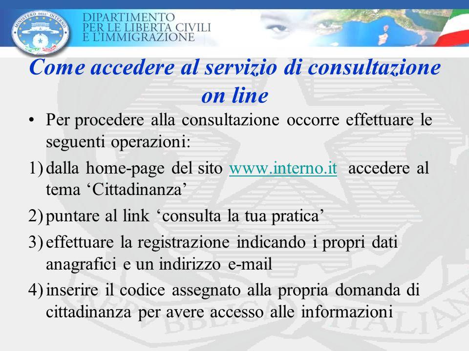 Consulta Pratica Permesso Di Soggiorno: Anolf assistenza immigrati ...