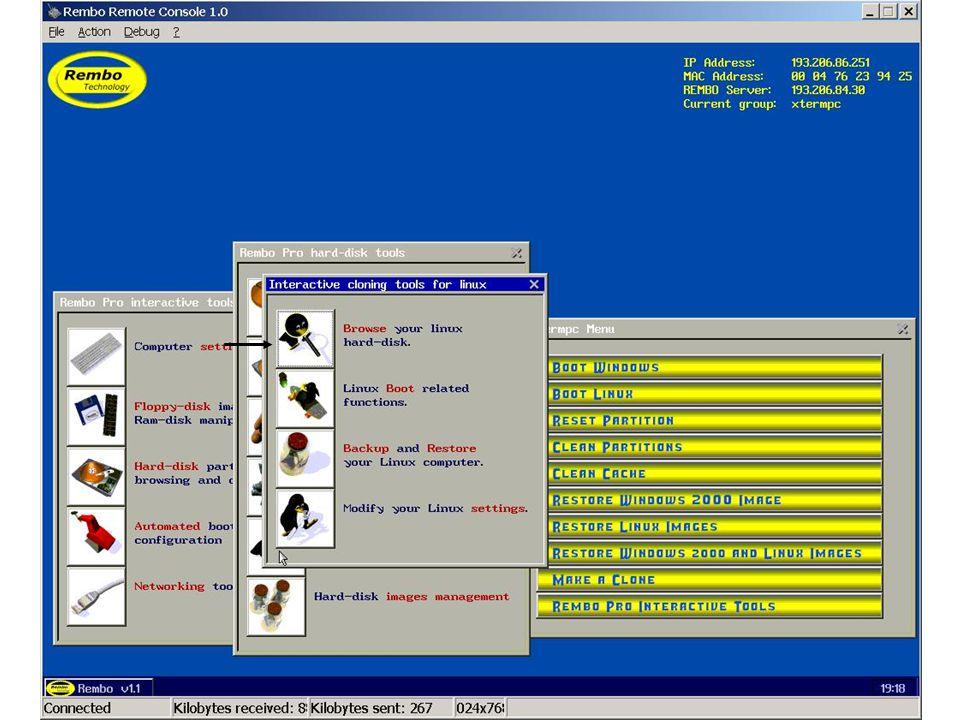 7 maggio 2002Servizio di Calcolo dei LNF54