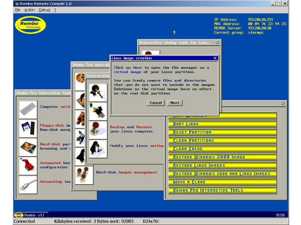 7 maggio 2002Servizio di Calcolo dei LNF57