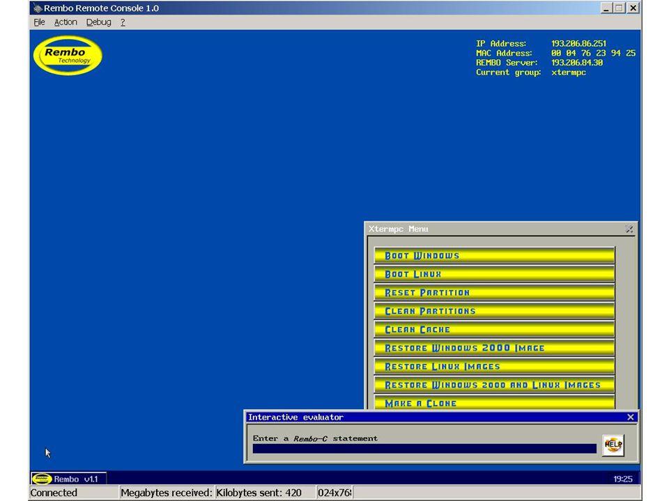 7 maggio 2002Servizio di Calcolo dei LNF65