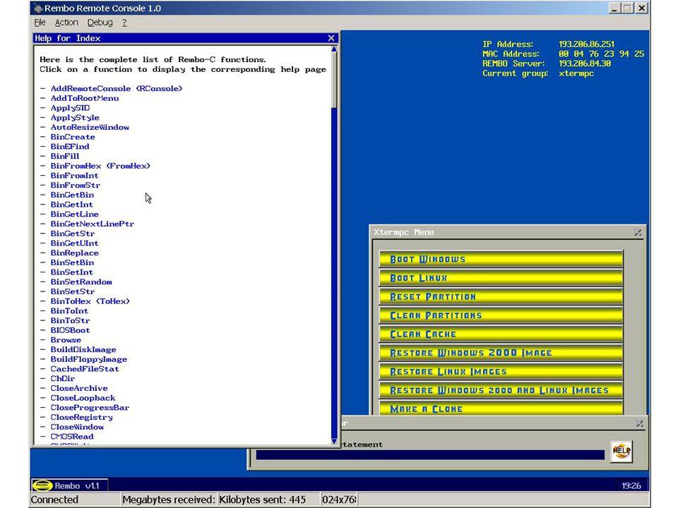 7 maggio 2002Servizio di Calcolo dei LNF66