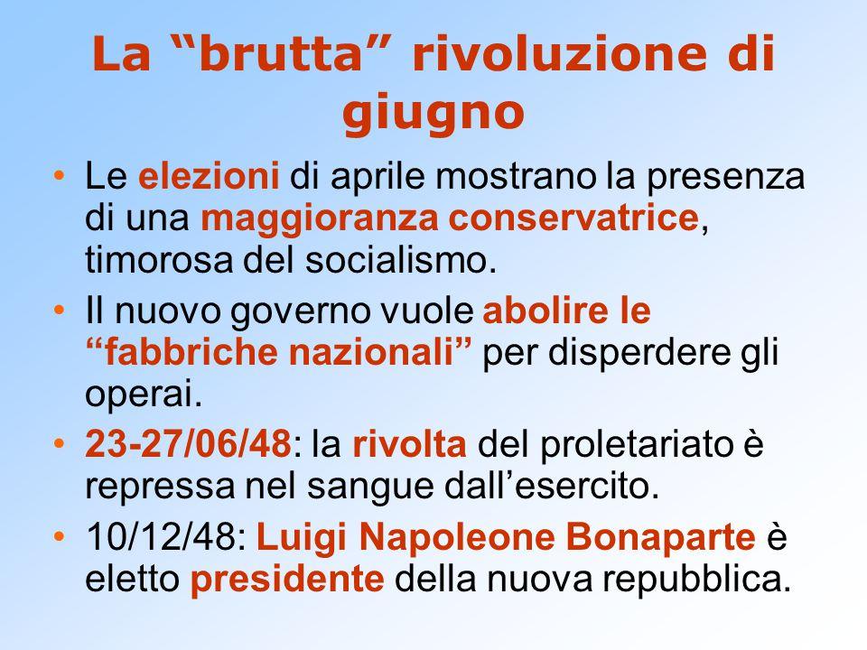 """La """"brutta"""" rivoluzione di giugno Le elezioni di aprile mostrano la presenza di una maggioranza conservatrice, timorosa del socialismo. Il nuovo gover"""