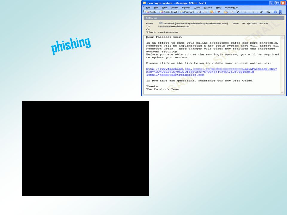 Comportamenti del cyberbullo Spedisce messaggi con insulti.