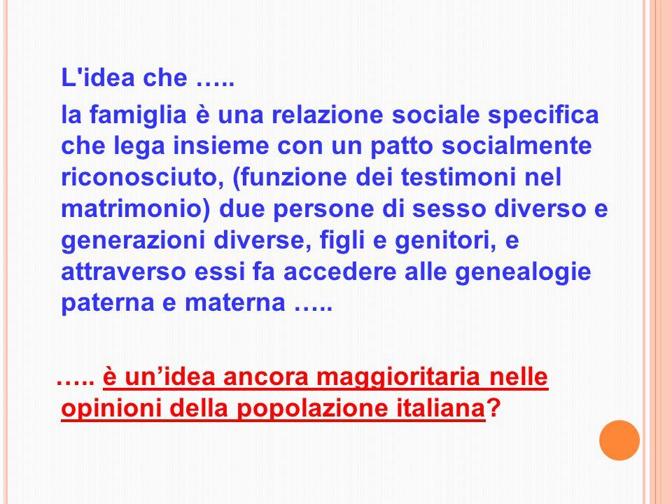 Le ampie trasformazioni che da tempo investono le famiglie nel Friuli-Venezia Giulia analogamente a quanto si è verificato nel più ampio contesto nazionale, stanno sicuramente evidenziando uno scenario sociale assai complesso: da un lato la famiglia continua a restare lo snodo centrale della vita di gran parte della popolazione, assumendo peraltro un ruolo essenziale in un sistema di welfare, qual è quello italiano, che delega ad essa compiti rilevanti per la cura e il benessere dei suoi componenti e costituisce quindi il primo e più rilevante ammortizzatore sociale; da un altro lato significativi fenomeni di frammentazione sociale mettono in evidenza nuove modalità esistenziali conseguenza di fratture relazionali o di razionali scelte comportamentali che delineano scene di vita sociale ben diverse da quelle rappresentate dalla famiglia tradizionale