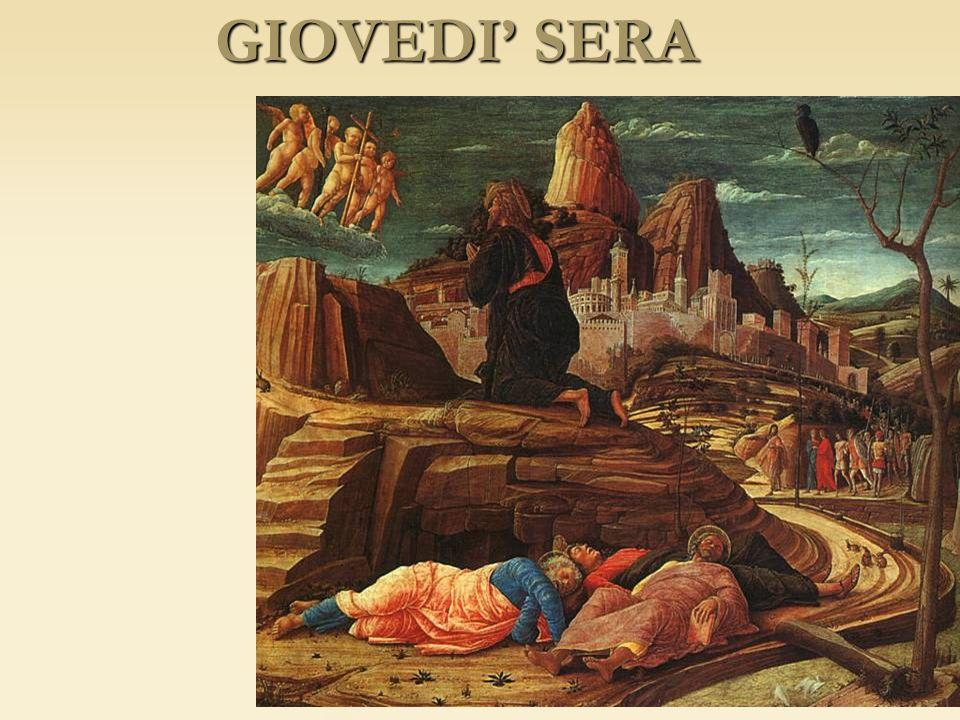GIOVEDI' SERA