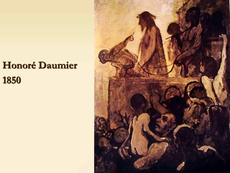 Honoré Daumier 1850