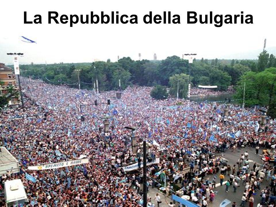 La Repubblica della Bulgaria