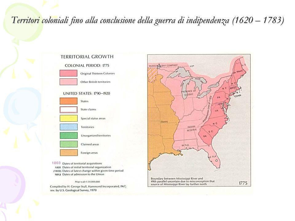 Spazializzazione della Nuova Inghilterra: Pellegrini vs Puritani Oceano Wilderness Colonia