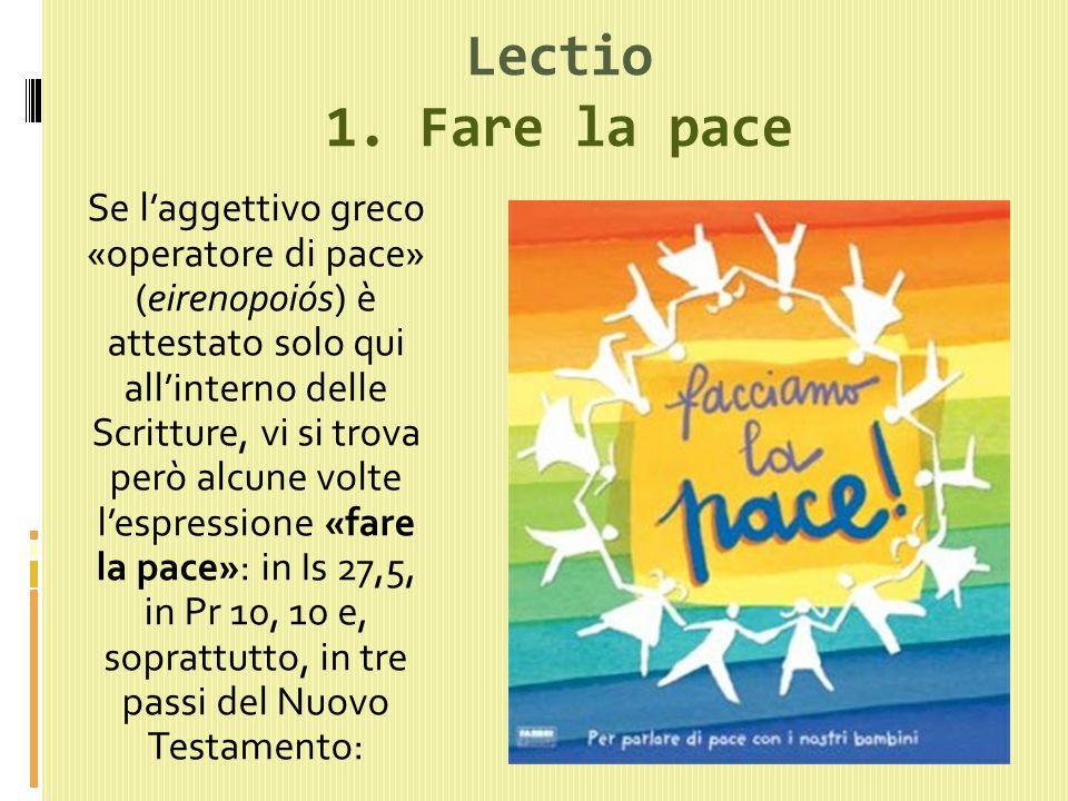 Lectio 1.