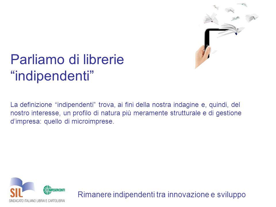 Lo stock dal 2009 al 2014 Rimanere indipendenti tra innovazione e sviluppo La perdita si concentra sulle micro imprese La demografia