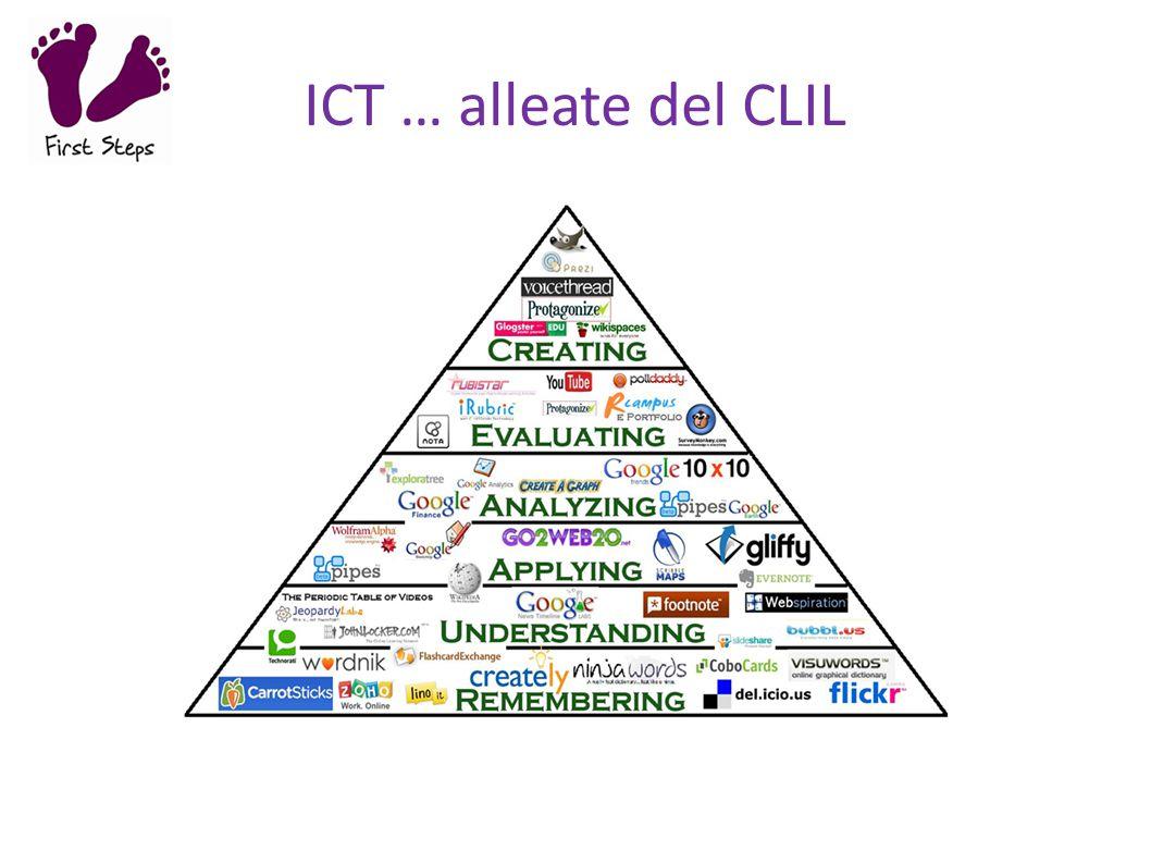 ICT … alleate del CLIL