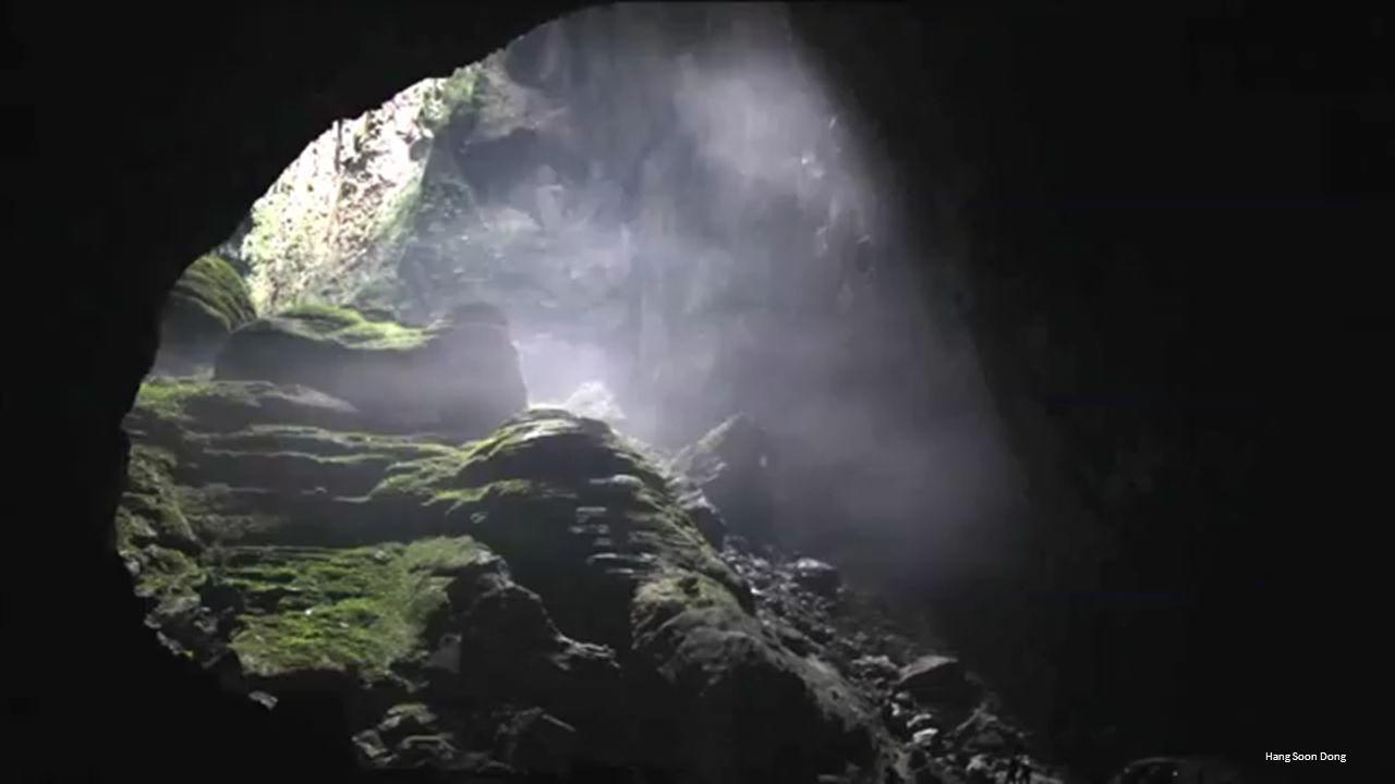 Il Suono delle Grotte 2 BorneoGran Puits de Nare, Mulu, Borneo Bianchen Zelbio