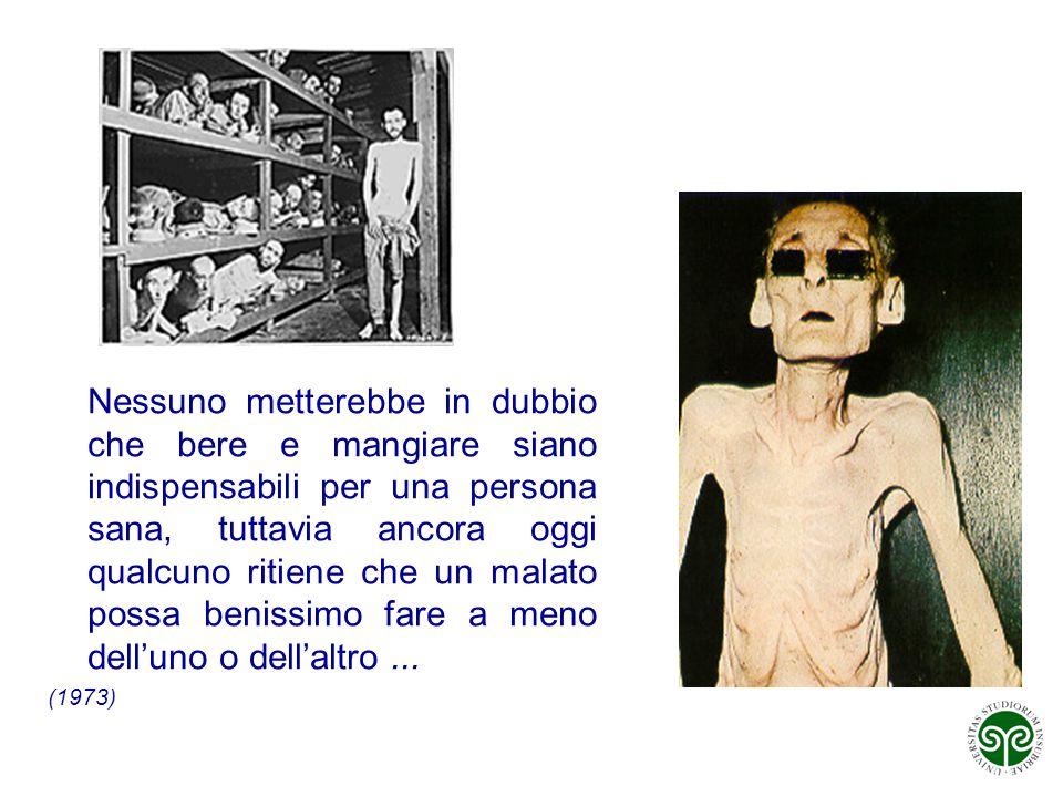 Un milione di anziani italiani «ammalati» di malnutrizione nel 2011: questo è il dato riportato da un noto quotidiano italiano.