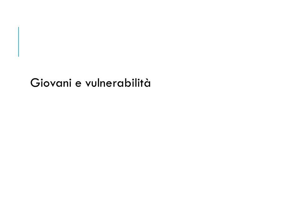 Giovani e vulnerabilità