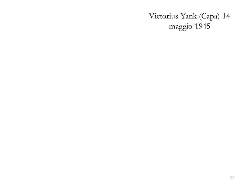 Victorius Yank (Capa) 14 maggio 1945 31