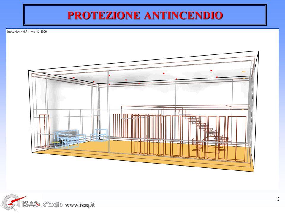 www.isaq.it 13 FIRE SAFETY ENGINEERING Analisi dell'andamento dell'incendio anche in base all'impatto delle misure organizzative STRUMENTO PER ANALIZZARE IL PROBLEMA ANTINCENDIO IN UNA VISIONE GLOBALE INGEGNERIZZAZIONE DELLE PROBLEMATICHE ANTINCENDIO = PROTEZIONE INTELLIGENTE SISTEMA PIÙ ADATTO PER OGNI SITUAZIONE