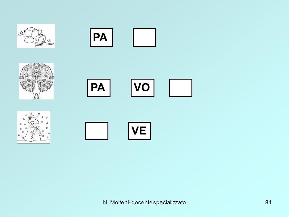 N. Molteni- docente specializzato81 PA VO VE