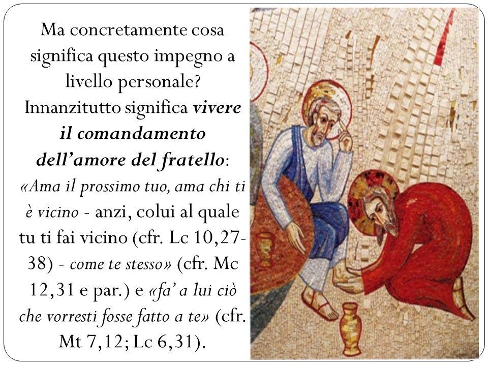 Figli di Dio è un titolo estremamente significativo nelle sante Scritture, in quanto esprime «la certezza della protezione di Dio».