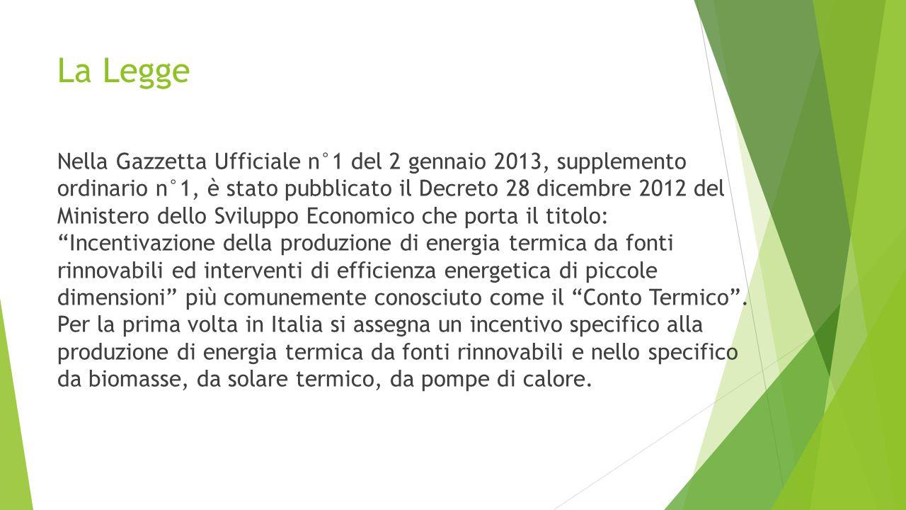 Approfondimenti Per maggiori approfondimenti vi invitiamo a visitare : Le regole applicative definitive del Conto Termico (Edizione 4 Dicembre 2013) per l'attuazione delle disposizioni del D.M.
