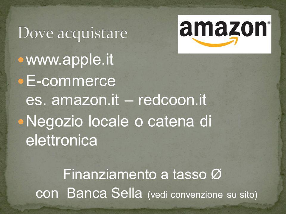 www.apple.it E-commerce es.