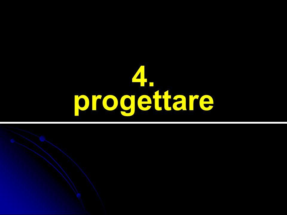 4. progettare