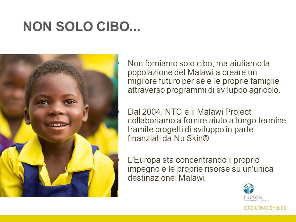 NON SOLO CIBO...