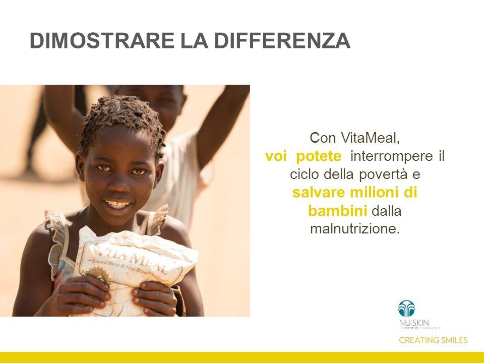 Carenza di vitamine Infezioni e diarrea > Incapacità di assorbire i nutrienti Incapacità di imparare o lavorare Povertà e analfabetismo Carenza di cibo nutriente Malnutrizione sempre più frequente IL CICLO DELLA POVERTÀ