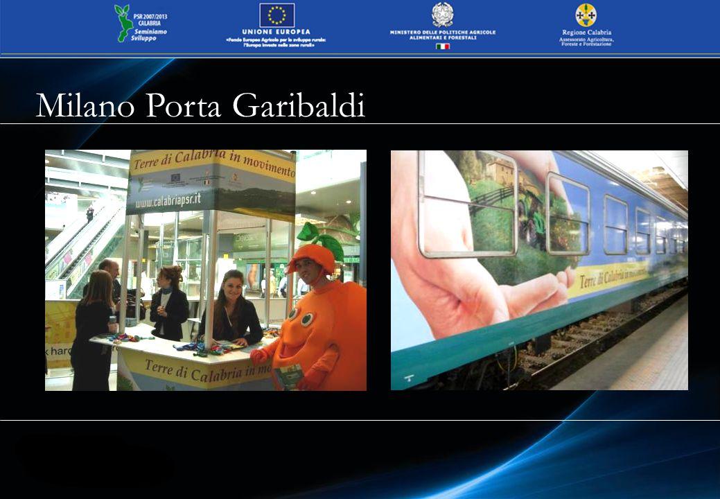 Milano Porta Garibaldi