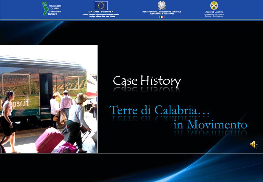 Key points -Obiettivo: promuovere la Regione Calabria come terra di grandi risorse agroalimentari, non solo una terra di turismo ma un insieme di prodotti, sapori e tradizioni.