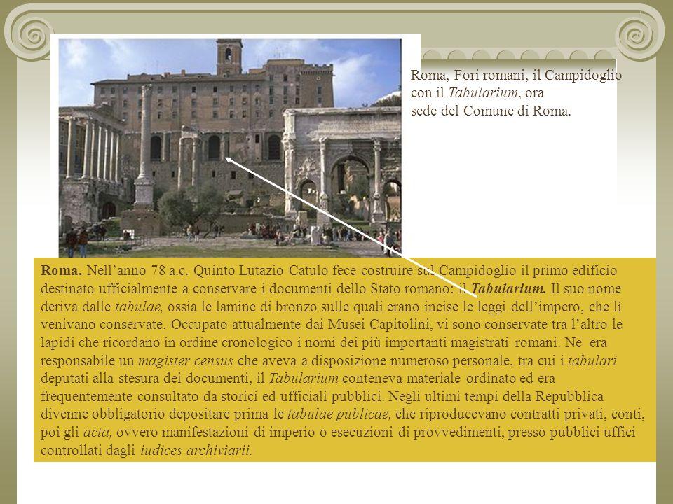 Roma.Nell'anno 78 a.c.