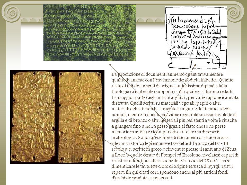Paleografia Scienza che studia le antiche scritture su un supporto morbido, carta, pergamena, papiro, ecc.